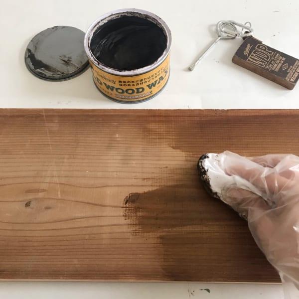 キッチン棚DIY6