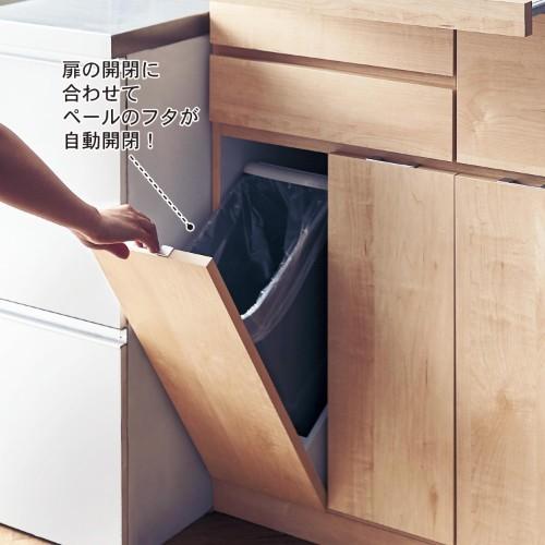 ゴミ箱&ゴミを収納できるラック&ボックスの実例7