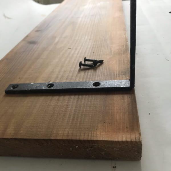 キッチン棚DIY8
