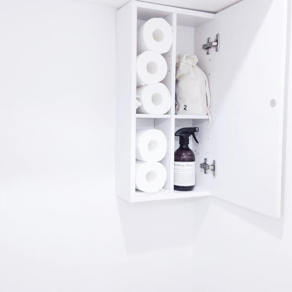 生理用品の収納アイデア4