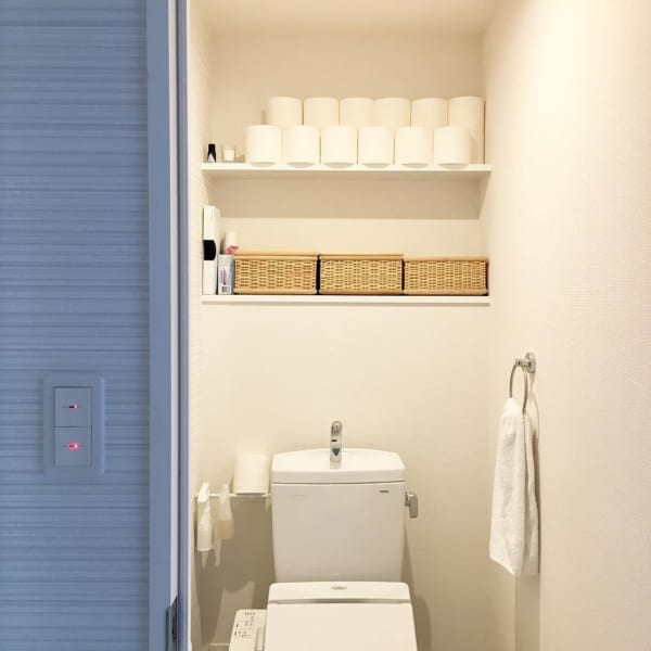棚に収納するアイデア35