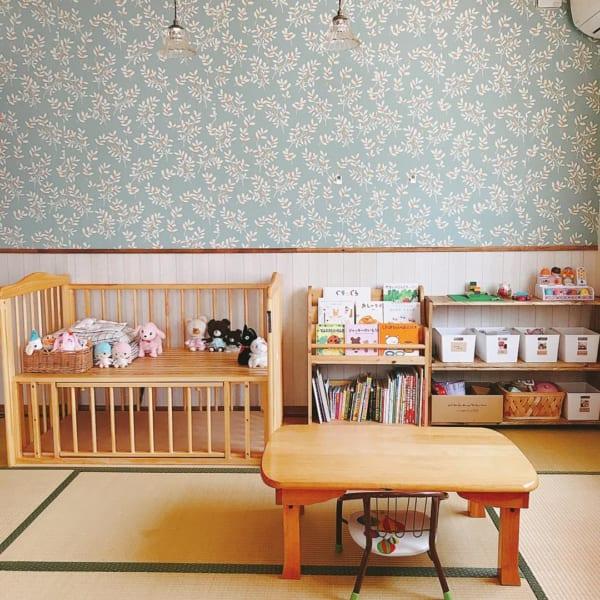 子ども部屋にぬいぐるみを収納4