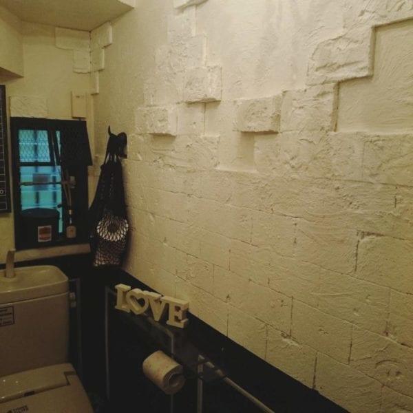 壁面に収納するアイデア