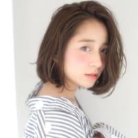 パーマをかけた前髪なしのボブスタイル31選☆すっきりとしていて大人っぽい雰囲気に!