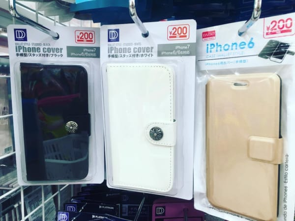 100均のiPhone&スマホケース18