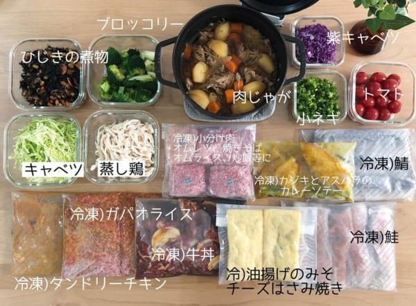 短時間調理や献立に役立つ!常備菜のつくり置き10