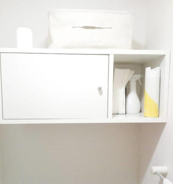 生理用品の収納アイデア6
