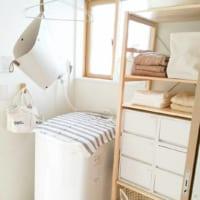 【無印・ニトリ・IKEA・100均】の便利アイテム集!洗濯グッズを上手に収納しよう