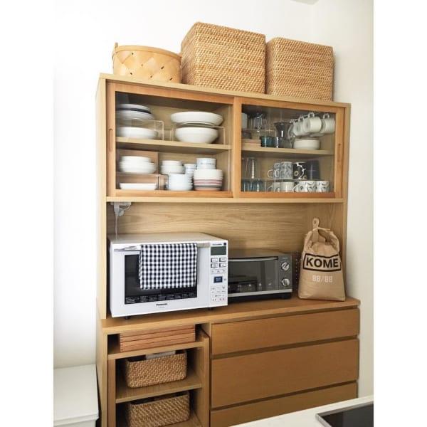 キッチン棚3