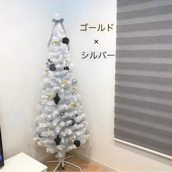 クリスマスもモノトーンで3