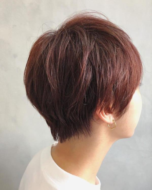 ショートヘア4