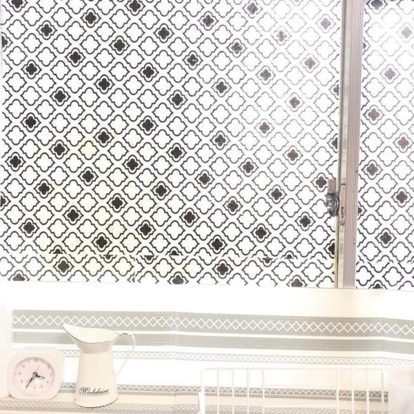 セリア 窓用バブルシート