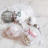 【セリア】で今年もデコレーション☆おしゃれなクリスマスオーナメント8選