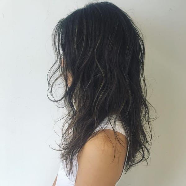 ちょっと軽めの可愛いヘアスタイル♡4