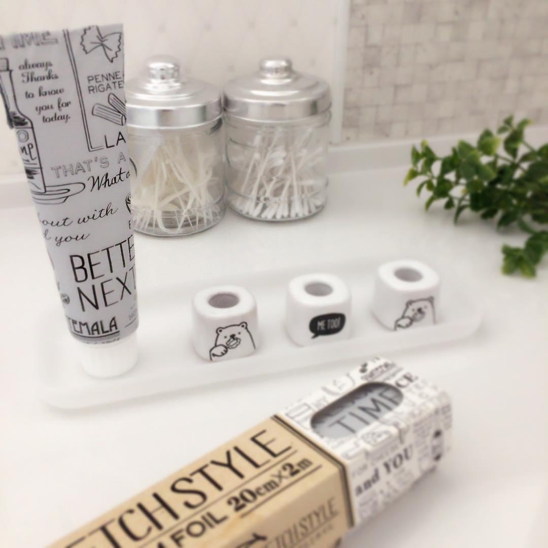 洗面所の歯ブラシ収納に便利なグッズ
