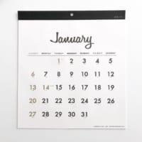 【セリア・無印良品etc.】でゲットできる!2019年のカレンダーと手帳の準備はOK?