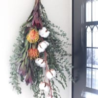 お部屋に飾りたい♪冬にほっこり温かいコットンフラワーを取り入れよう