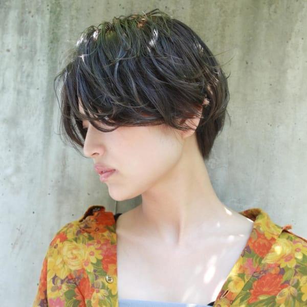 ショートヘア5