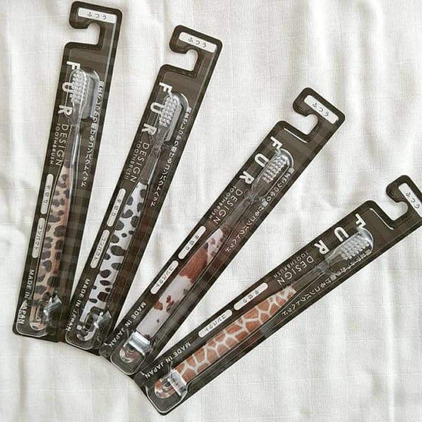 【セリア・ダイソー・キャンドゥ】のおしゃれな歯ブラシ