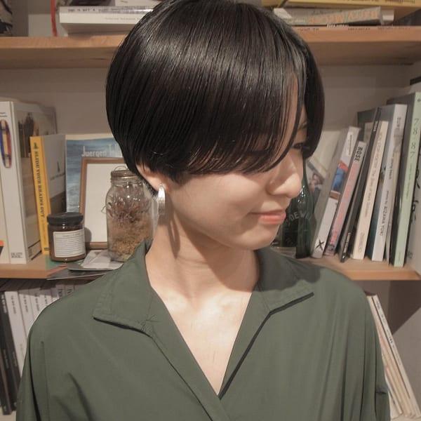 ショートヘア6