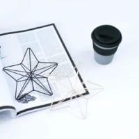 【セリア・ダイソー・ワッツ】で発見♪100均の星モチーフでクリスマスを飾ろう!