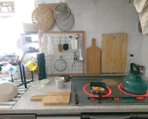 素材やデザインにこだわることで、よりオシャレなキッチンに