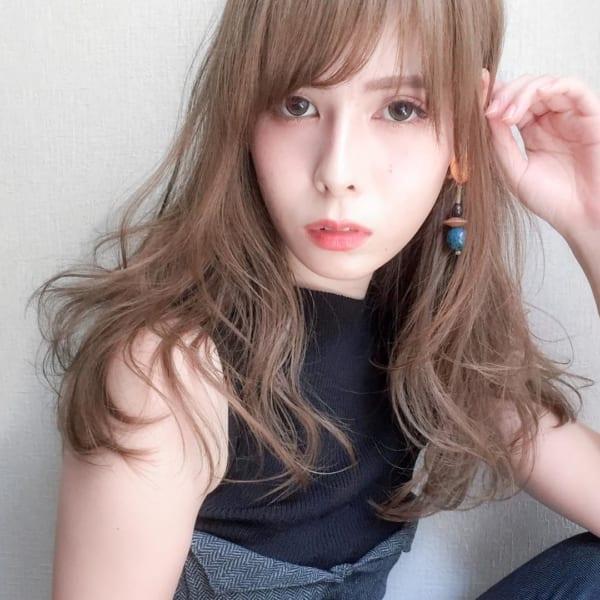 ちょっと軽めの可愛いヘアスタイル♡7