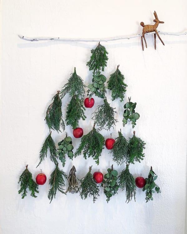 「壁掛けツリー」を飾ろう!3