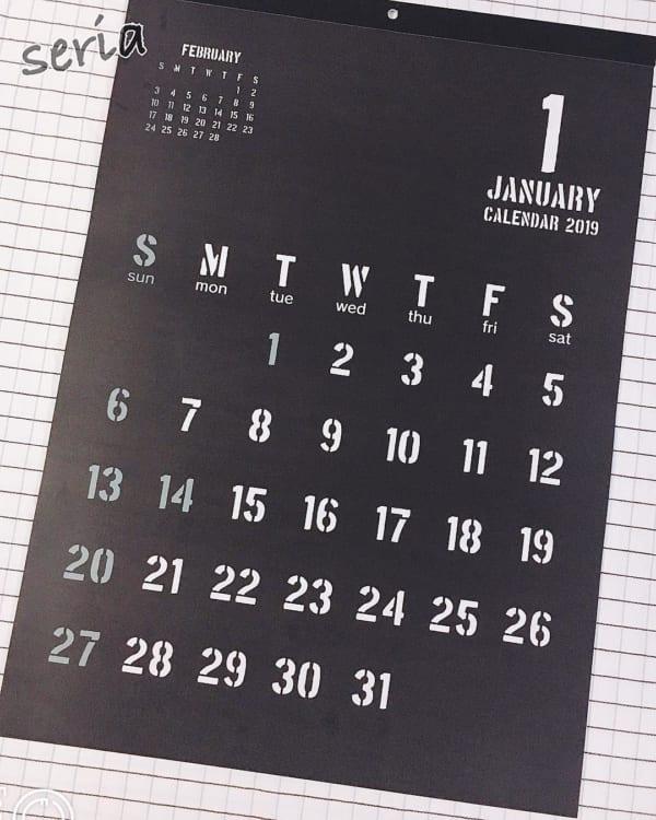 新年のスタートに欠かせないカレンダー2