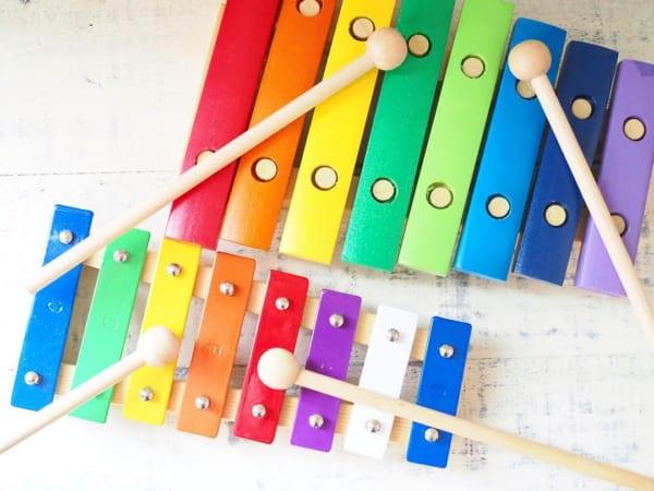 【サリュ!】大人も遊びたいかわいい楽器