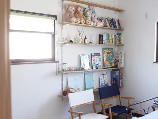 家の飾り棚に飾って3