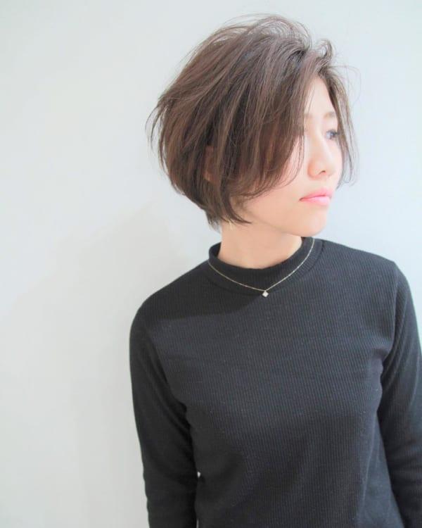ショートヘア10