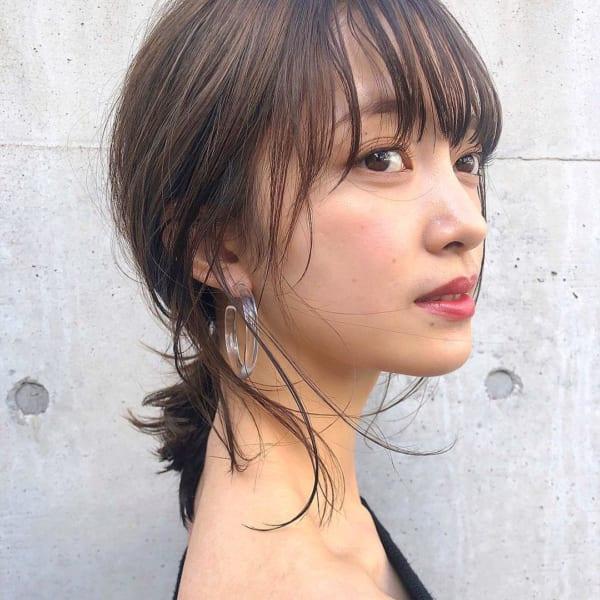 まとめ髪アレンジ10