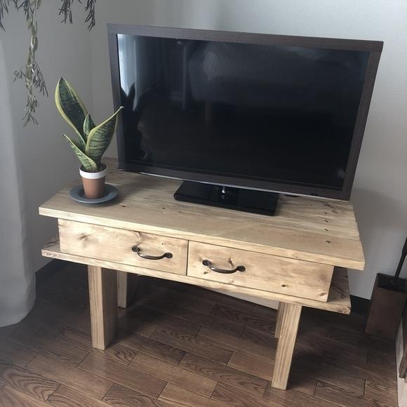 テレビボード DIY4