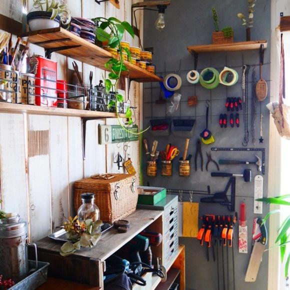 工具の収納法特集21