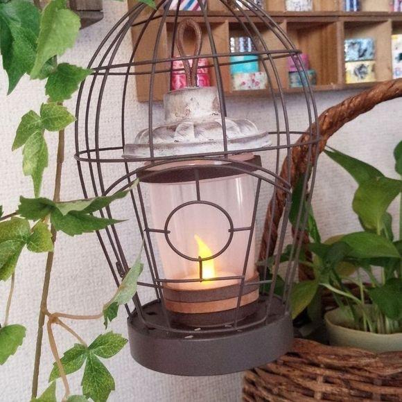 アイアン風ランプ2