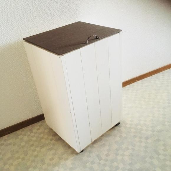ゴミ箱収納のDIYアイデア2