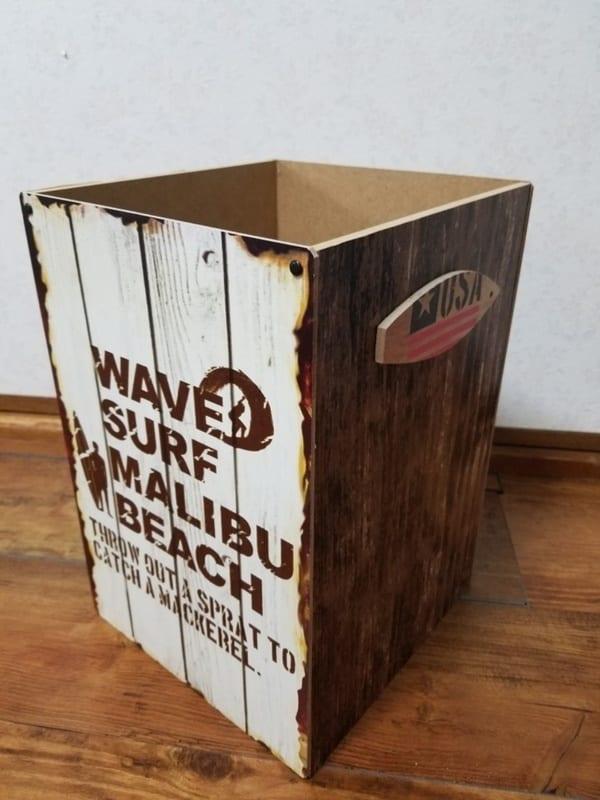 ゴミ箱収納のDIYアイデア6