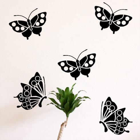 蝶々モチーフv