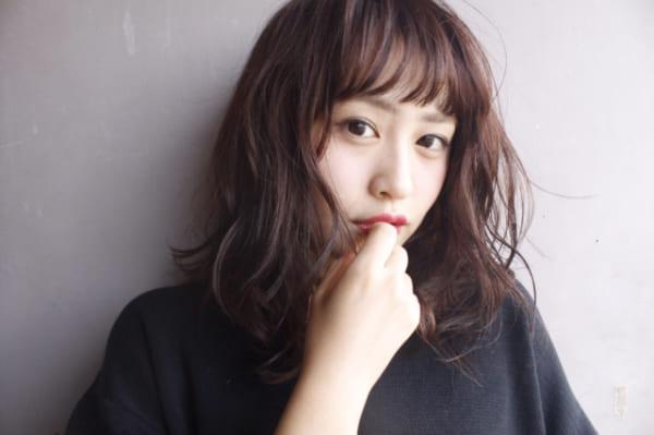 巻き髪・パーマ10