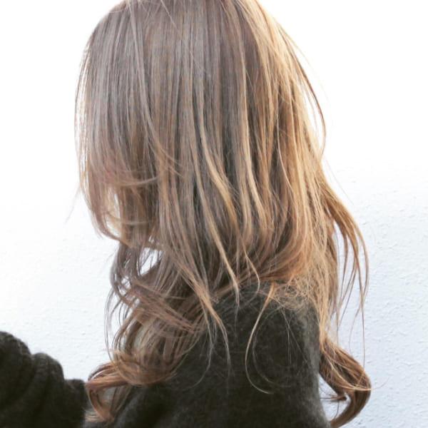 巻き髪・パーマ7