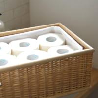 【連載】「無印」の商品がトイレで大活躍♪スッキリ収納と楽掃除を叶える