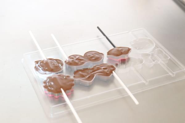義理チョコ作りは簡単可愛く!100円ショップで作ってみよう☆2
