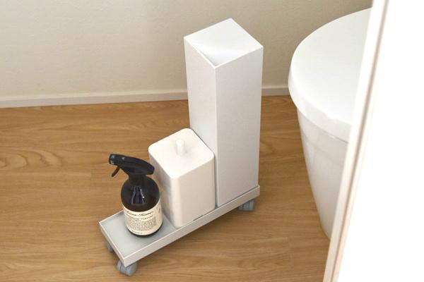 無印良品 トイレ 収納4