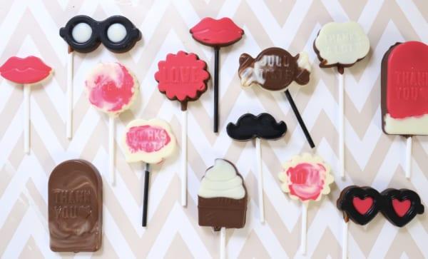義理チョコ作りは簡単可愛く!100円ショップで作ってみよう☆5