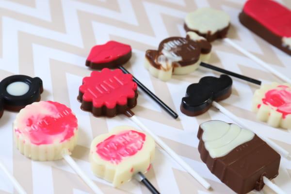 義理チョコ作りは簡単可愛く!100円ショップで作ってみよう☆6