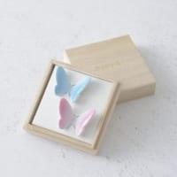 可憐な幸せを運ぶ象徴!おしゃれな蝶々モチーフのアイテムをご紹介
