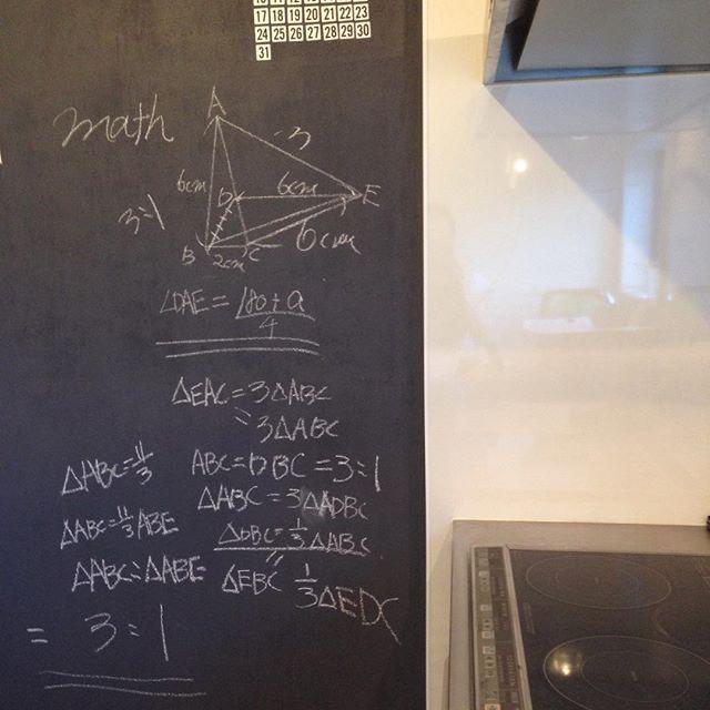 黒板アート5