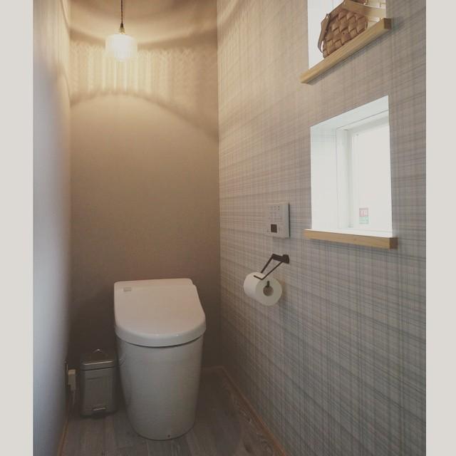 トイレ 壁9