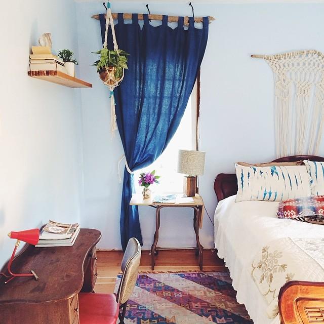 寝室インテリア18